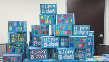 birthday boxes for foster care