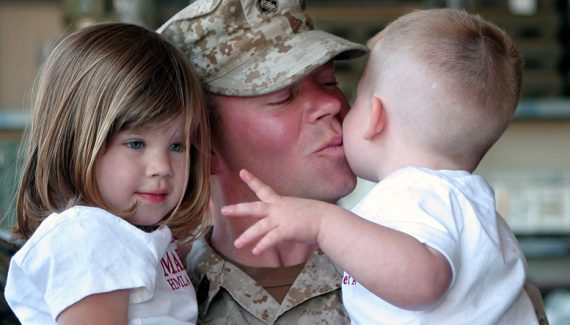 fostering in the military