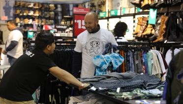 El Paso Shopping Spree with Foster Youth