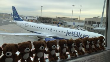 Boston Philanthrophy Month with JetBlue