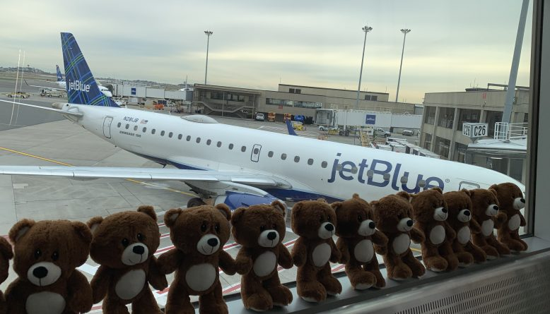 Boston Philanthrophy Month with JetBlue group charity activities