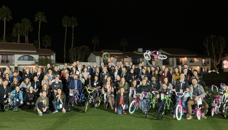 assemble and donate projects