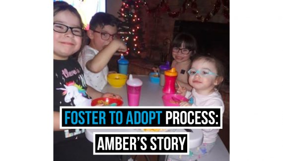 foster to adoption process