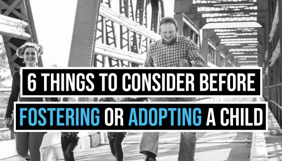 Fostering or Adopting a Child