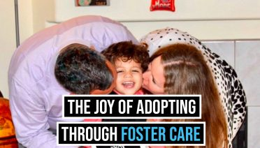 adopting Through Foster Care