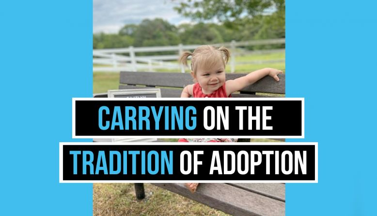 tradition of adoption