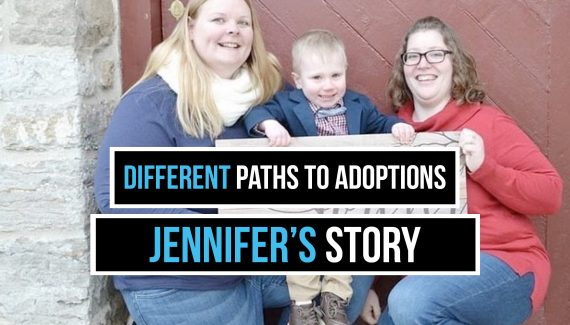 different paths to adoption