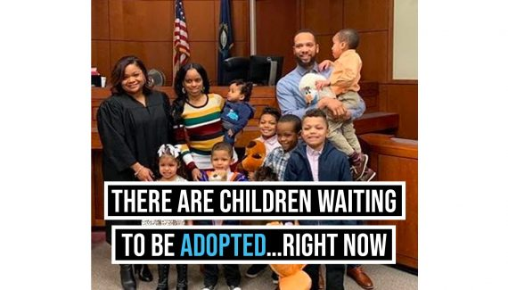 Children Waiting to be Adopted