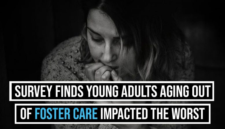 young adults aging out of foster care